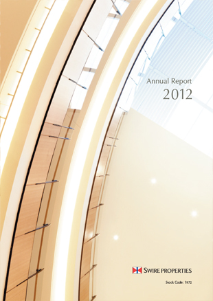 2012 Annual report, Swire Properties