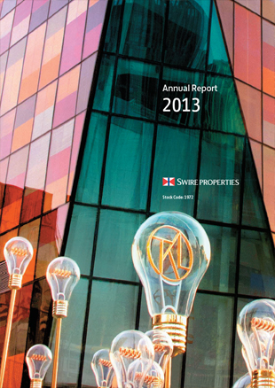2013 Annual report, Swire Properties